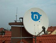 Montaż anteny Satelitarnej NC+