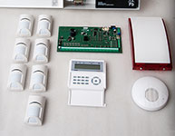 System alarmowy na bazie INTEGRA 64 z funkcjami automatyki i sterowania