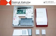 Instalacja alarmowa MICRA | Elektryk-Kielczow.pl | 601 684 854